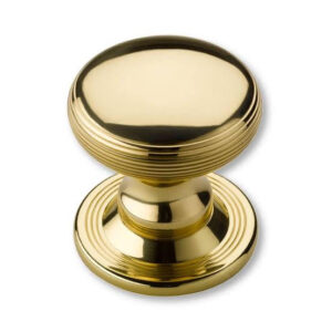 """Oval Mortice Knob Unsprung 2^ 1/2"""""""